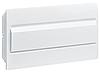 Щит Cosmos Hager VR118PD 18 модулей с белой дверцой (встраиваемый)