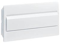 Щит Cosmos Hager VR118PD 18 модулів з білої дверцятами (вбудований)