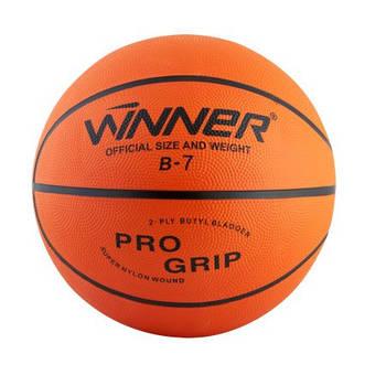 Мяч баскетбольный Winner Orange