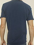 Мужская футболка Mons Jeans красная, зеленая, белая, синяя, серая, фото 7