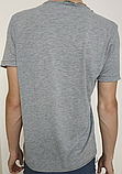 Мужская футболка Mons Jeans красная, зеленая, белая, синяя, серая, фото 9