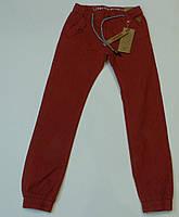 Джинсы -джогеры летние цветные  для мальчика на рост 146  см