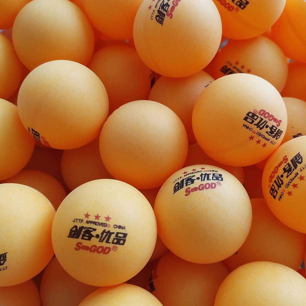 Пластиковый мяч шовный S GOD 3***