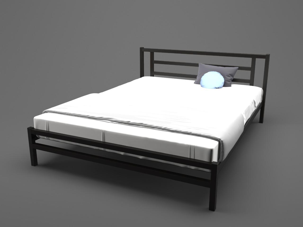 """Полуторная кровать 120 см """"Берта"""" от Мелби (разные размеры)"""