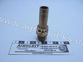 """Штуцер AGR-K 3/8""""-19  (под шланг dу=12 мм.)"""