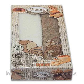 Салфетки Vianna махровые (30x50 - 2 шт)