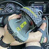 Чоловічі сандалі Under Armour Sandals Fattire x Michelin Green Gray., фото 2