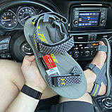 Чоловічі сандалі Under Armour Sandals Fattire x Michelin Green Gray., фото 4
