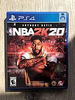 NBA 2k20 (англ.) (б/у) PS4, фото 1