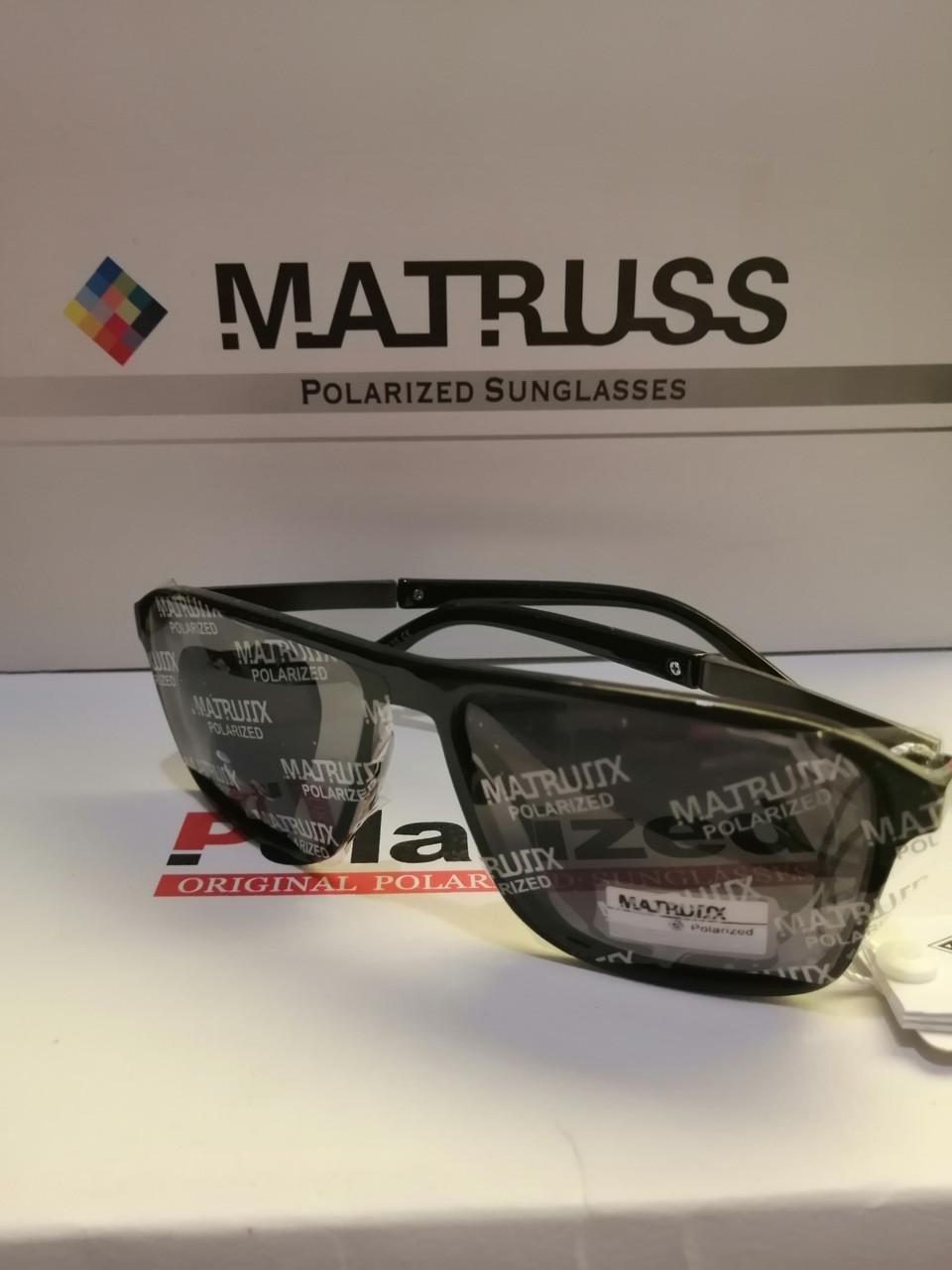 Солнцезащитные, мужские, фирменные очки matrix