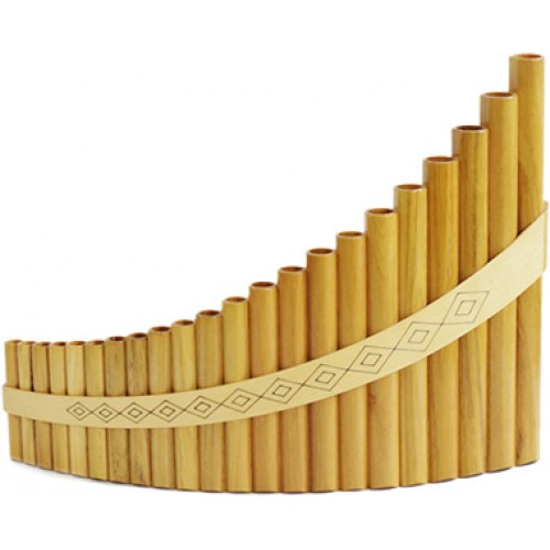 Пан-флейта HORA Panpipe 8 Maple Soprano C2-C3