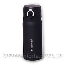 Термос-пляшка Kamille 360мл з нержавіючої сталі