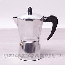 Гейзерна кавоварка Kamille 300мл з алюмінію