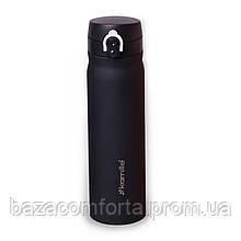 Термос-пляшка Kamille 500мл з нержавіючої сталі