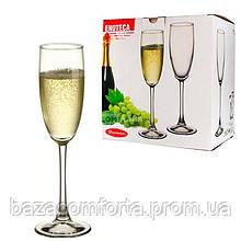 Набір келихів для шампанського 175мл Enoteca 44688 (6шт)