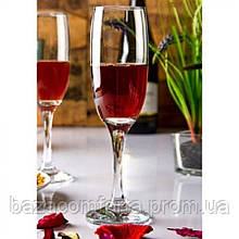 Набір келихів для шампанського 150мл Imperial Plus 44819 (6шт)