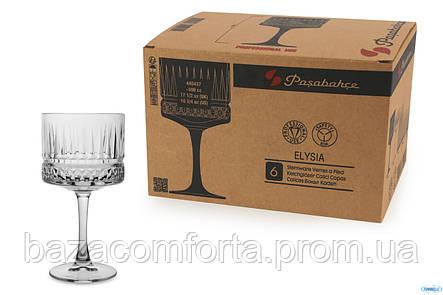 Набір бокалів для коктейлів 500мл Elysia 440437 (6шт), фото 2