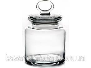 Банку 1000мл Kitchen 98671 з герметичною скляною кришкою (1шт)