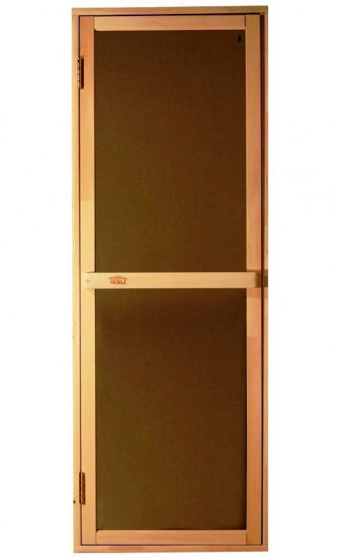 Дверь для бани и сауны  Reliable 190 x 70
