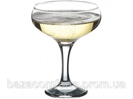 Набор бокалов для шампанского 270мл Bistro 44136-12 (12шт), фото 2