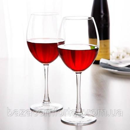 Набор бокалов для красного вина 550мл Enoteca 44228-12 (12шт), фото 2