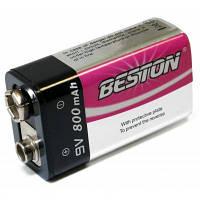 Акумулятор BESTON CR-9V 800mAh Li-ion (AAB1823)