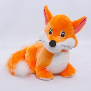 """Мягкая игрушка """"Лисичка"""" 38 см Копиця 00416"""