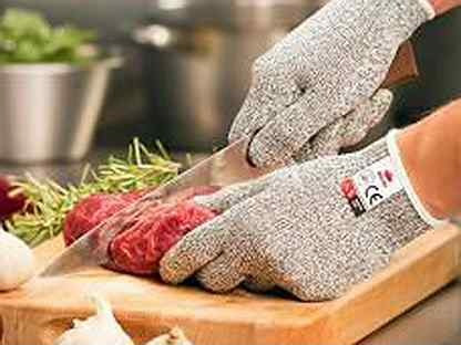 Кухонные перчатки от порезов