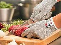 Кухонные перчатки от порезов, фото 1