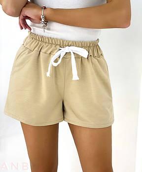 Женские стильные летние шорты в расцветках (Норма)