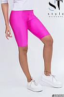 Жіночі стильні велосипедки в кольорах, фото 3