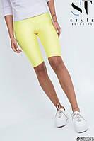 Жіночі стильні велосипедки в кольорах, фото 5
