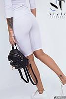 Жіночі стильні велосипедки в кольорах, фото 10