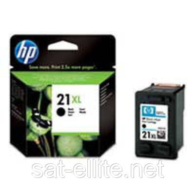 Картридж HP DJ No. 21XL Black (C9351CE)