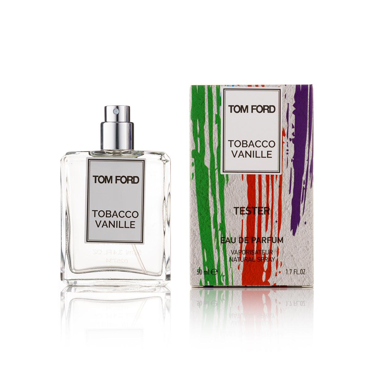 50 мл парфум тестер Tom Ford Tobacco Vanille (Унісекс ) (new)
