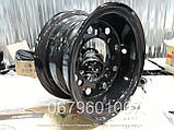 Диск колісний 5.00 F-10 8/130/160 на навантажувач вилочний, фото 2