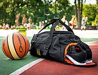 Спортивная сумка IRONSMITH TR-2 с отделом для обуви