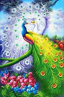 """Алмазная мозаика """"Великолепный павлин"""" GB71947"""