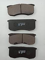Колодка тормозная передняя УАЗ (2.1.13) (пр-во Цитрон), фото 1