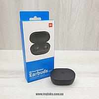 Беспроводные bluetooth наушники XIAOMI REDMI EARBUDS TWSE-J04LS (Black)