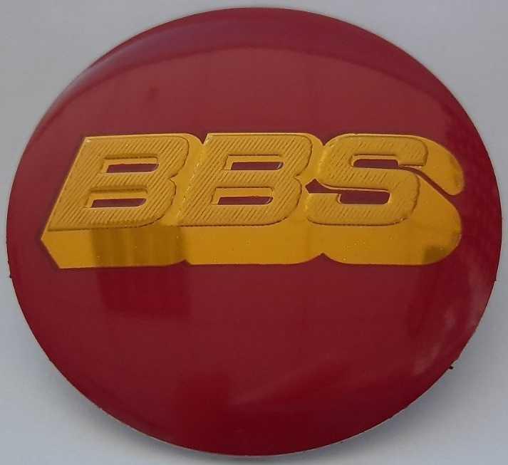 Наклейка BBS 56мм