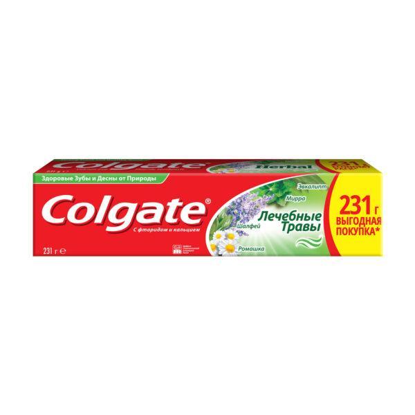 Зубная паста Colgate Лечебные травы,150 мл
