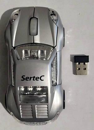 Мишка безпровідна Sertec SW-2155, фото 2