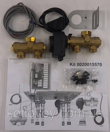 Электромагнитный 3-ходовой клапан Protherm FUGAS для котла Protherm Ray Скат, фото 2