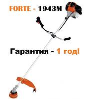 Мотокоса Forte БMK-1943М (гарантия 12 месяцев, велосипедная рукоятка, 3.0 кВт)
