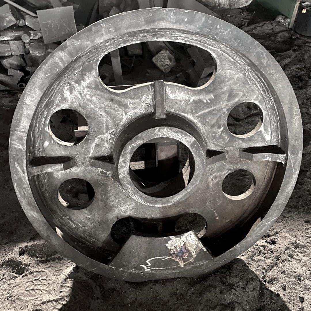Принимаем заказы на стальное литье по тех. заданию