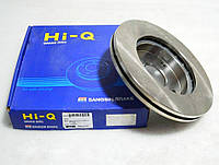 Тормозной диск передний Nissan Almera Classic (Ниссан Альмера Классик) 1.6 (B10) SANGSIN (Hi-Q), Корея, SD3027