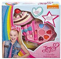 Набор для детского макияжа детская косметика в футляре в форме кекса JoJo Siwa Cupcake Makeup Case