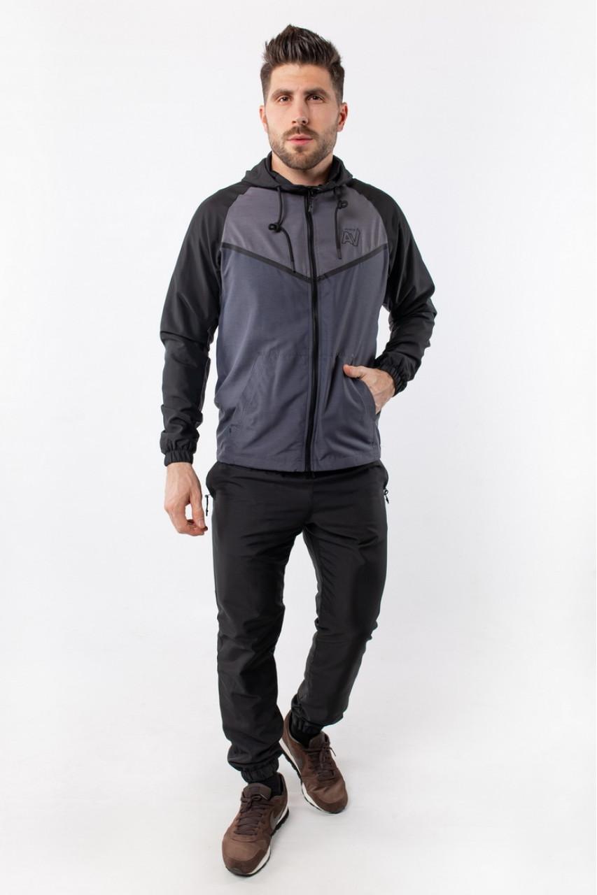 Мужской cпортивный костюм AVECS ( Gray)
