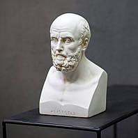 Гипсовый бюст Аристотеля (белый)